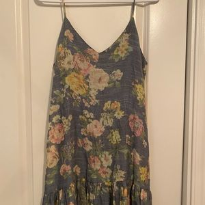 Nectar floral dress size S!